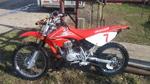 Honda crf 100