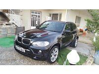 BMW X5 Xdrive 3.0D M-sport 12 month mot