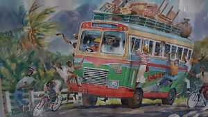 Junction Bus by Herbie Rose