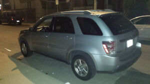 2005 Chevy equinox $2500 obo Safeties etested no dash lights