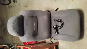 Swivel car seat for disable