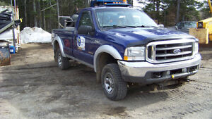 2003 Ford F-250 Camionnette