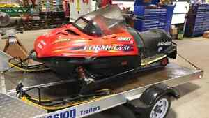 1998 Skidoo Formula SL 500 Part Out