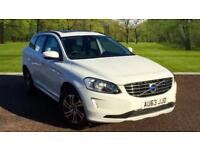 Volvo XC60 2.4TD ( 163bhp ) 4X4 Geartronic 2014MY SE ICE WHITE AUTOMATIC