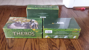 Magic The Gathering sealed box of Theros