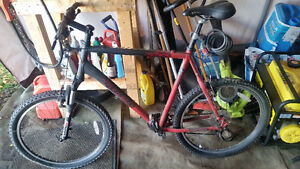 Trek 4500 mountain bike