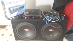 Complete Auto Stereo System