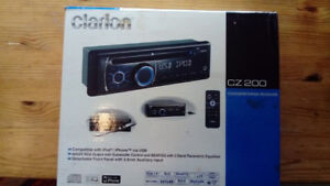 Poste radio cd USB