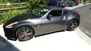 2010 Nissan 370Z 40th Anniversary Edition Coupe (2 door)