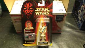Star Wars Toy Obi-Wan Kenobi (Episode 1, Kenner)