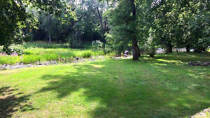 WATERFRONT LOT FOR SALE IN OXFORD MILLS
