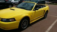 2001 Ford Mustang V6 Convertible