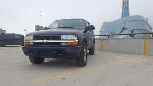 [SAFETIED] 2002 Chevrolet Blazer LS 4x4 Fully Loaded