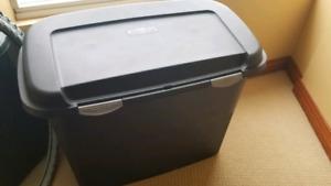 Large Sterilite chest storage lockable