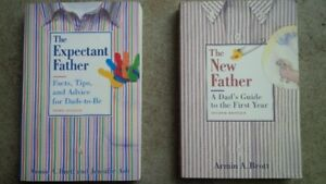 """""""The Expectant Father"""" and the """"New Father"""" Books"""