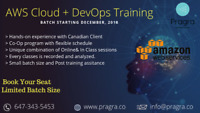 Career as an AWS Cloud Engineer | Training - CO-OP - Placement