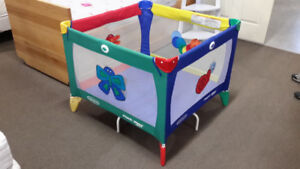 Playpen  Pack n Play