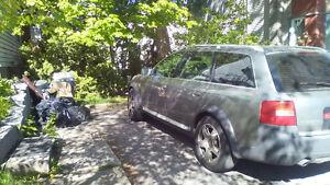 2003 Audi Allroad VUS