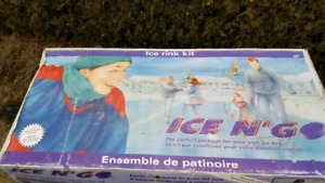 Kit de patinoire