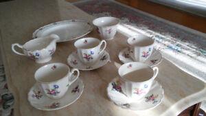 Old Johnson Brothers porcelain set