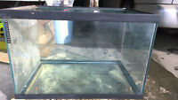90 Gallon glass aquarium with Eheim Canister, heater, Remora
