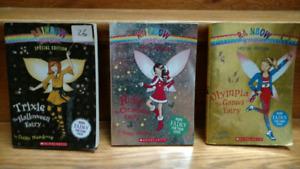 3 Rainbow Magic Fairies series Special Edition chapter books