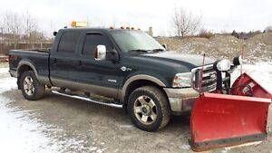 2006 Ford F-250 King Ranch Pickup Truck