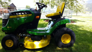 For Sale NEW Riding Lawnmower