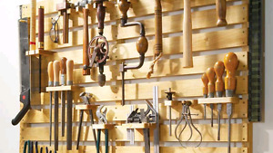 Woodworking and Other Tools