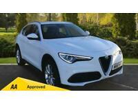 2018 Alfa Romeo Stelvio 2.0 Turbo 280 Speciale 5dr Rea Automatic Petrol Estate