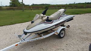 Seadoo GTX with trailer!