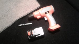 Home Depot drill toy