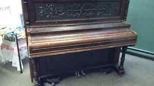 Upright Grand Piano for sale