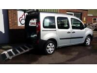 2010 Renault Kangoo AUTOMATIC Wheelchair Disabled Accessible Vehicle