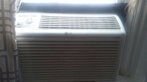 Two window air conditioners-amazing condition