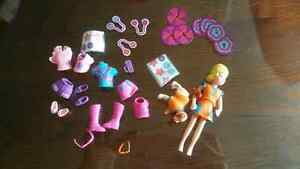 VINTAGE BARBIES AND POLLY POCKET COLLECTABLES Cambridge Kitchener Area image 7