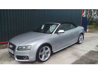 Audi A5 2.0TFSI Convertible ( 211ps ) 2010MY S Line