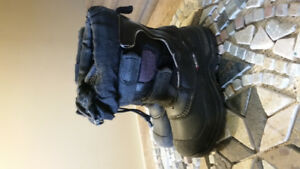 Baffin boots toddler sz 11 and sz 12