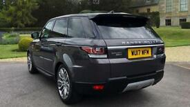 2017 Land Rover Range Rover Sport 2.0 SD4 HSE 5dr Automatic Diesel 4x4