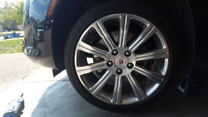 """Cadillac ATS 18"""" Rims and Tires Package Kitchener / Waterloo Kitchener Area image 6"""