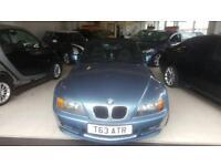 BMW Z3 1.9 CONVERTIBLE - 1999 T-REG - 9 MONTHS MOT