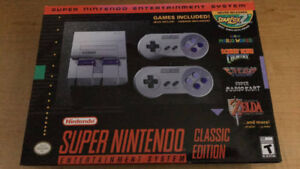 SNES Classic For Sale Can Also Mod Add 200+ Games
