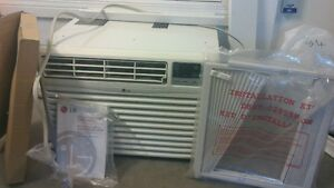 New LG 10,000 BTU Air Conditioner
