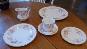 Victoriana Rose China by Royal Albert  Miscellaneous Pieces