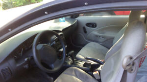 2002 Saturn Sc1 3 Door coupe