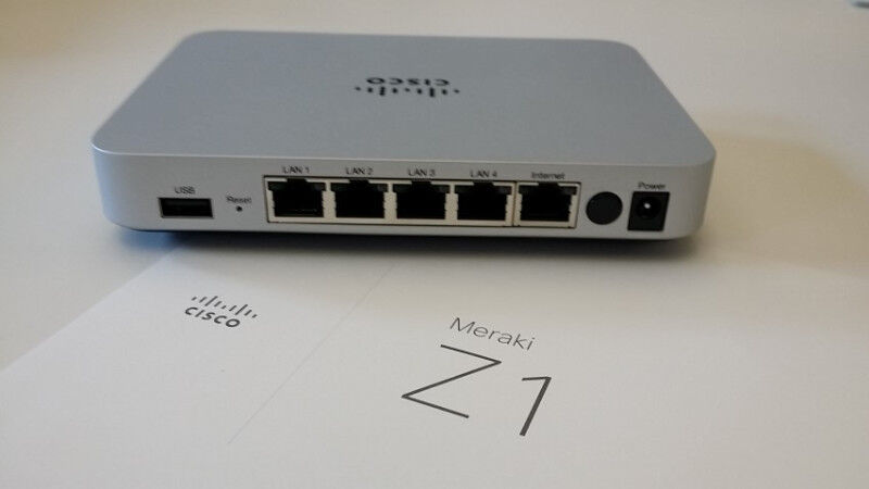 Cisco Meraki Z1 Gateway Electronics Mississauga Peel