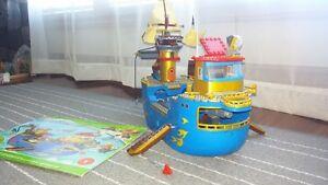 Lego compatible Mega Bloks Skylanders Giants Flynn's Ship