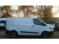 2013 FORD TRANSIT CUSTOM 2.2 TDCi 125ps Low Roof Van IMMACULATE