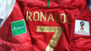 Original 2018 FIFA WC RUSSIA Jerseys | Stiched patches and logos