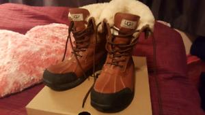 UGG Leather Boots (Unisex)